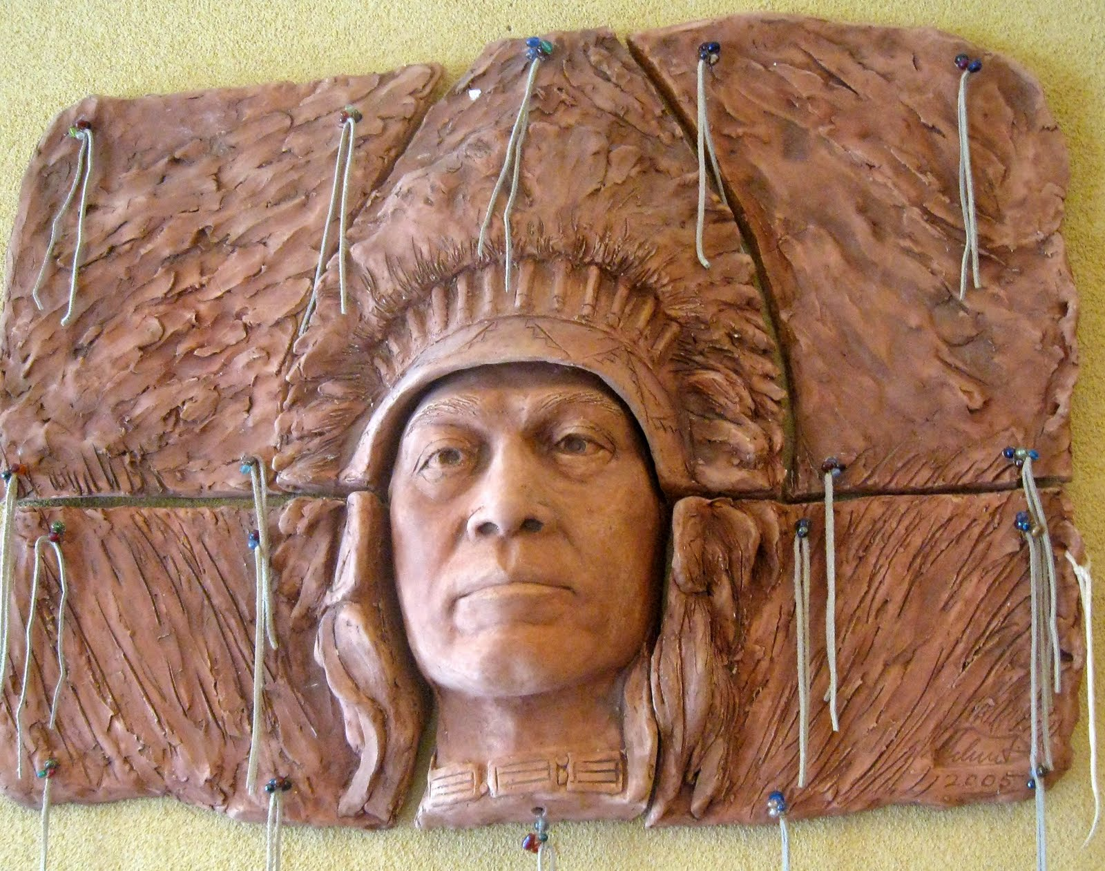 A portrait of the visual arts in canada carvings from