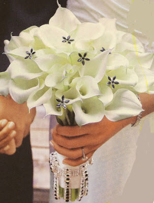 Silk wedding flower bouquets ideas silk wedding flower bouquets image