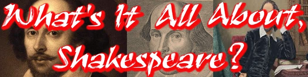 What's It All About, Shakespeare?