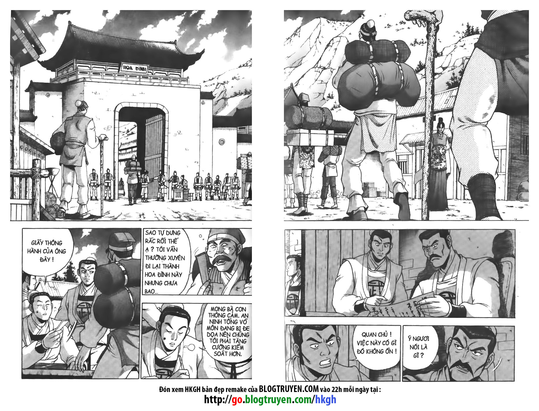 xem truyen moi - Hiệp Khách Giang Hồ Vol29 - Chap 195 - Remake