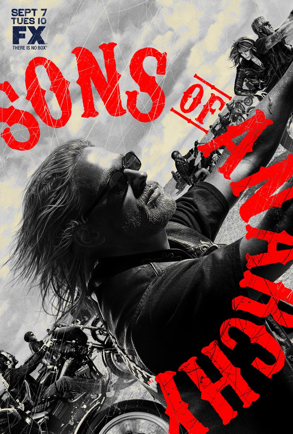 Sons of Anarchy (TV Series) 1 2 3 4 5 6 7 8 9 10