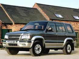 THE ULTIMATE USED CAR GUIDE  Car Profiles   Isuzu Trooper