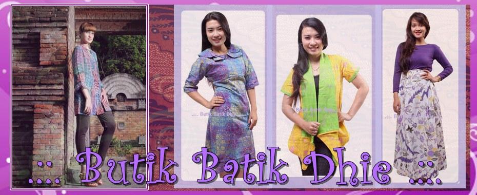 .::. Butik Batik Dhie .::.