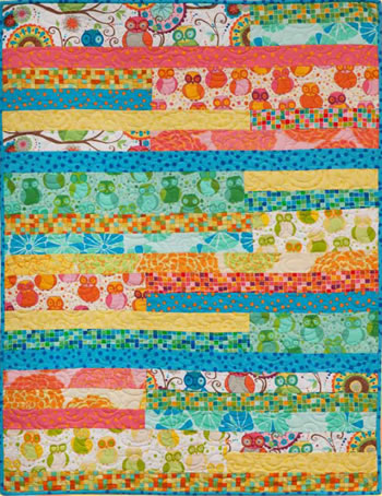 QUILTING STRIP PATTERNS FREE Quilt Pattern