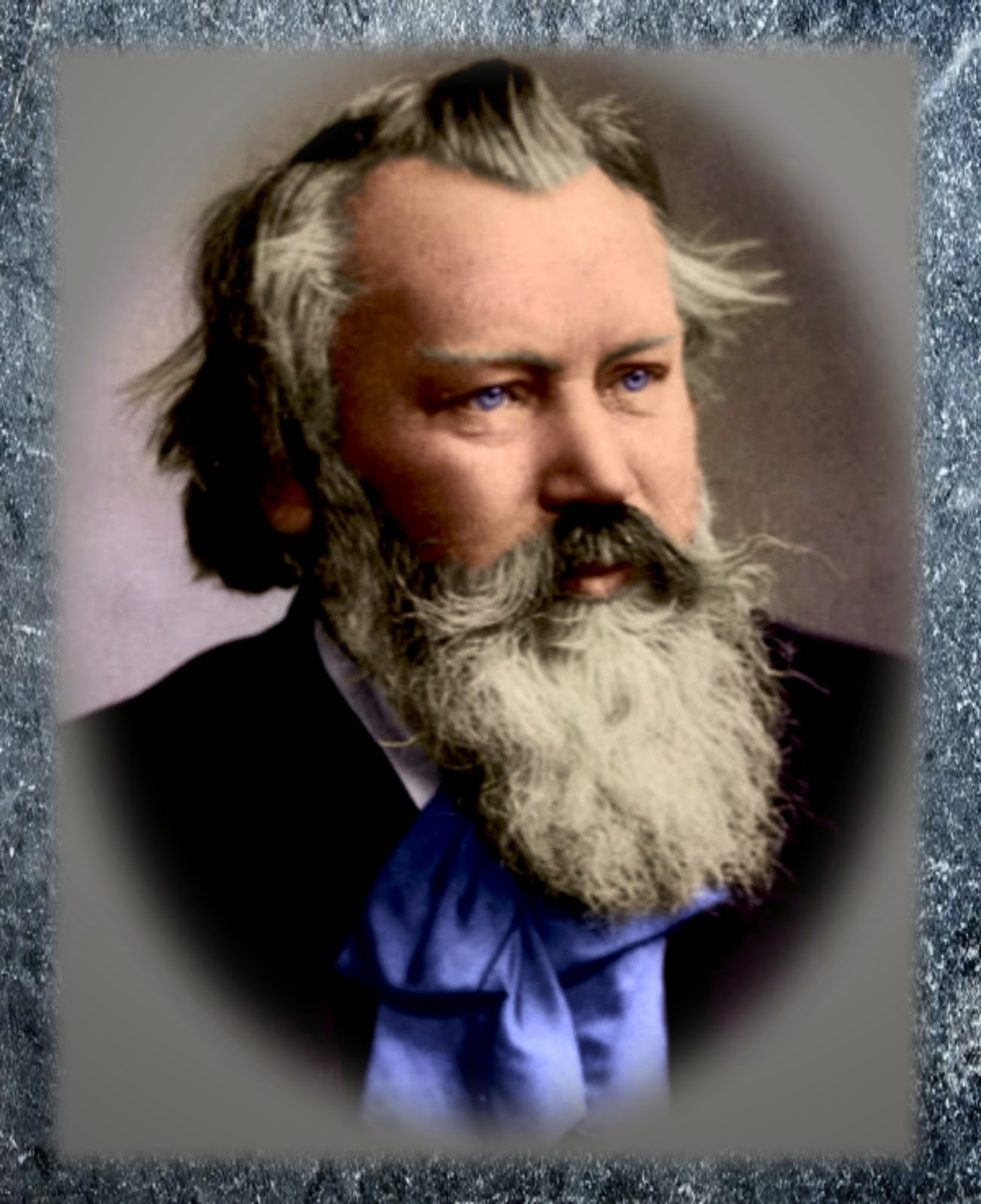 johannes brahms is often held up as an example of a composer who wrote absolute music music that does not represent anything or is not about anything