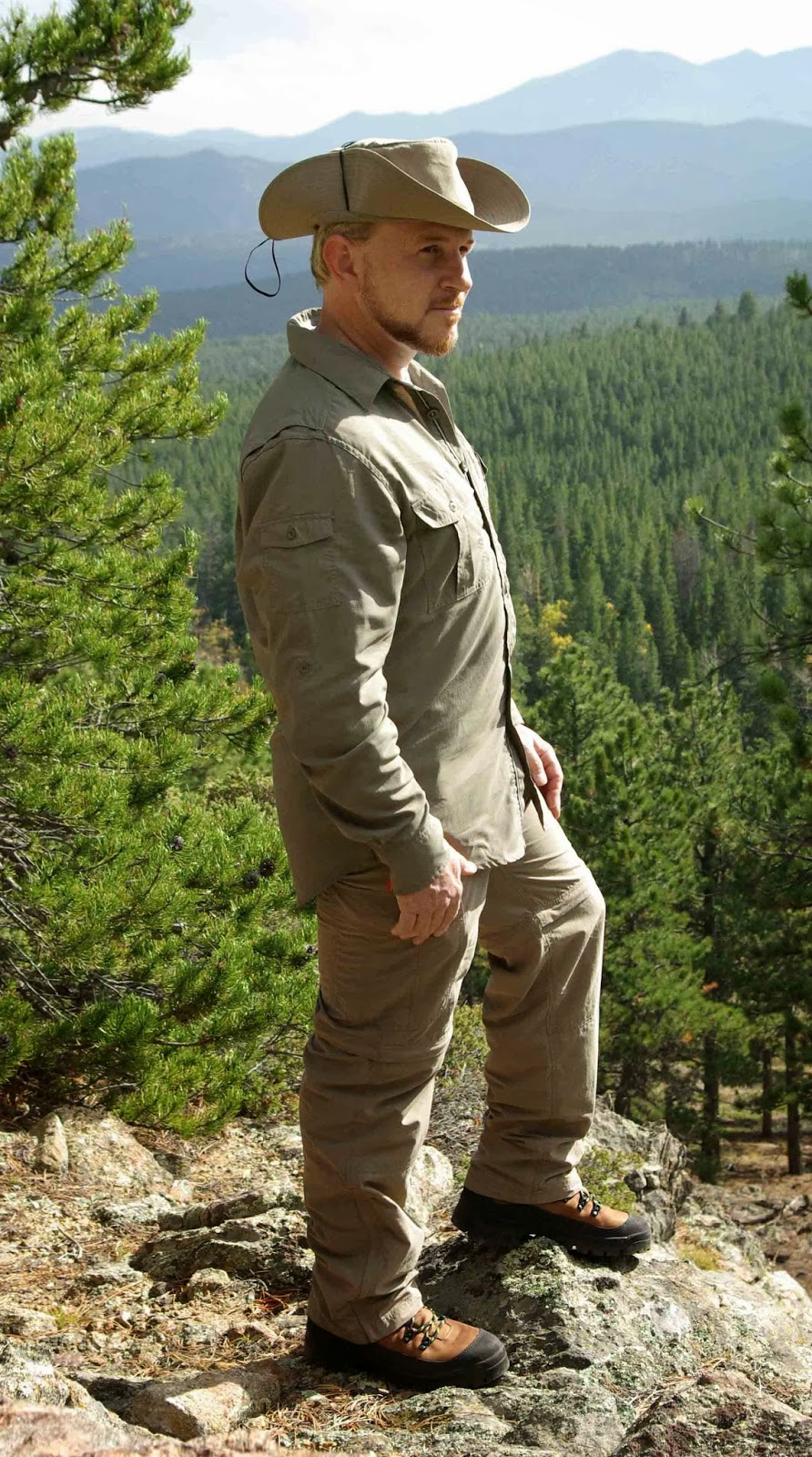 Rocky Mountain Bushcraft: First Impression Review ...