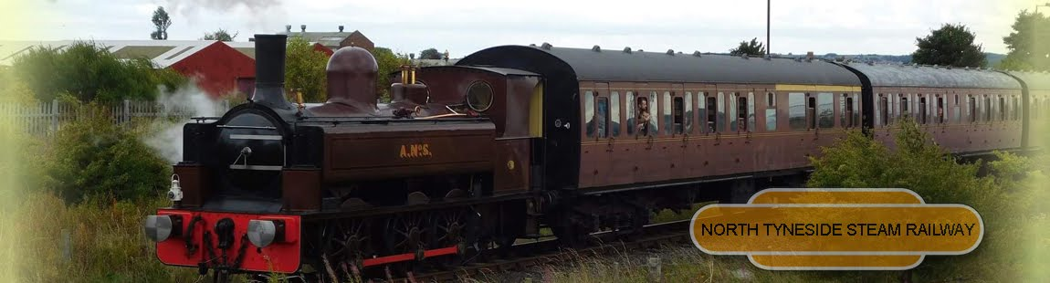 North Tyneside Steam Railway