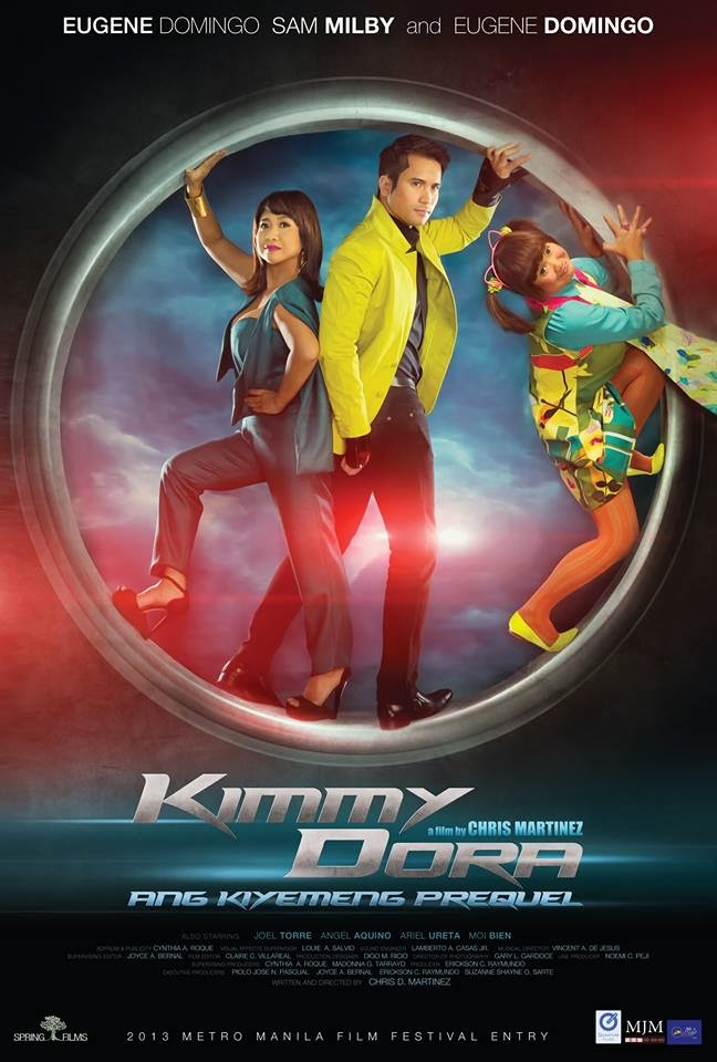 KIMMY DORA Ang Kiyemeng Prequel Official Movie Poster
