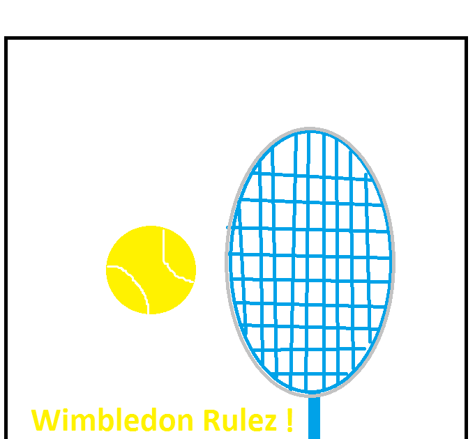Wimbeldon movie poster