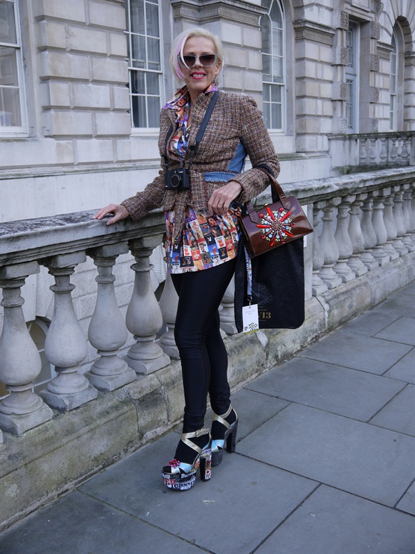 Somerset House LFW 13