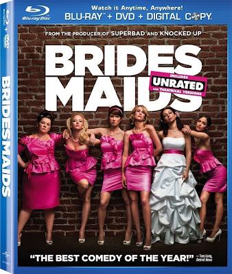 Bridesmaids (2011) 1080p Blu-ray Dual Español Latino-Inglés