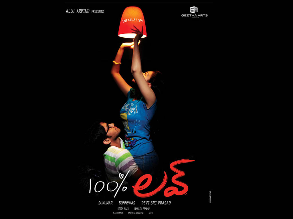 Photo And Wallpapers: telugu movie 100 love wallpapers, 100 love wallpapers tamanna, 100 love ...