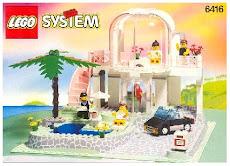 LEGO Paradisa Poolside Paradise