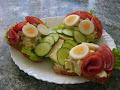 Recetas light: Sandwich light