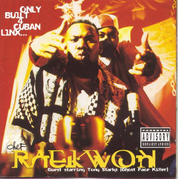Raekwon - Only Built 4 Cuban Linx  Cover