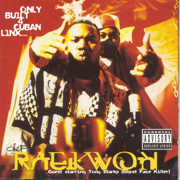 Raekwon - Only Built 4 Cuban Linx  Cover