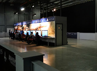 Play Expo 2013, Video games exhibition UK, relay events