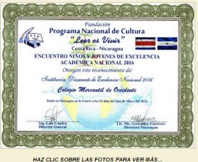 CMO recibe Premio Diamante a la Excelencia Nacional 2016