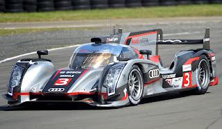 Audi R18 Ultra Team Joest Tag Heuer n°3