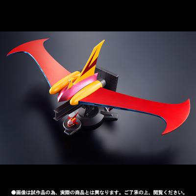 Bandai Soul of Chogokin DX Mazinger Z Jet Scander Tamashii Exclusive Set