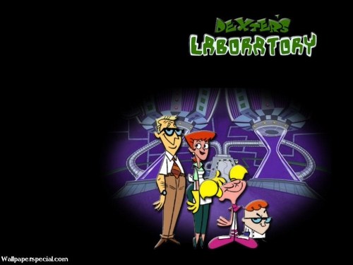 Dexter's Laboratory Cartoon Picture