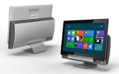 Asus Transformer Aio- Android tablet and Windows 8 desktop