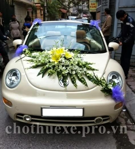 Cho thuê xe hoa đón dâu tại Hà Nội tại Hà Nội