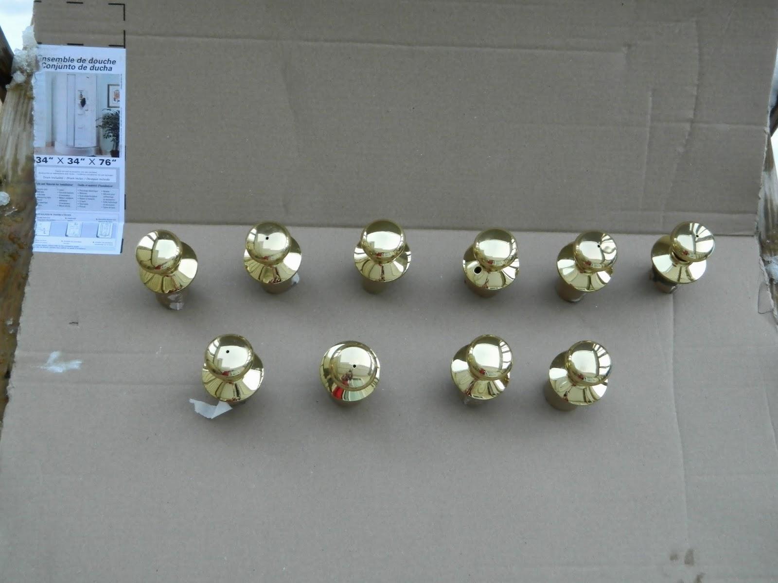 Triny S Trinkets Oil Rubbed Bronze Door Knobs
