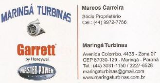 Maringá Turbinas
