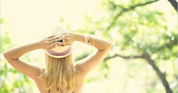 Summer sweetheart - My Blonde Gal