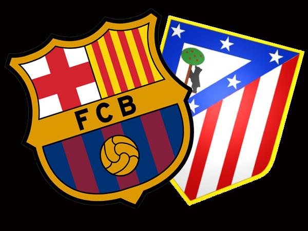 FC Barcelona vs Atlético Madrid en  vivo