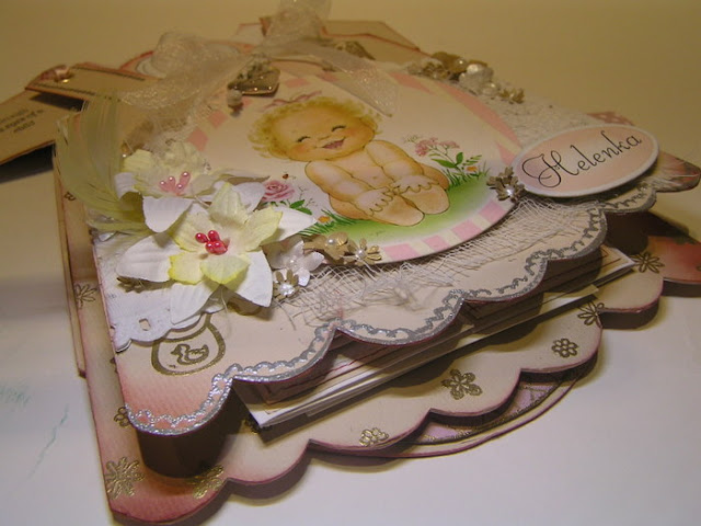 Little Girls Dress Mini Album