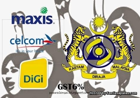 TELCO Malaysia Penipu