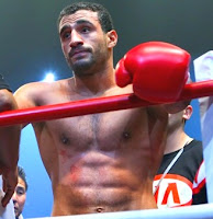 badr hari body hairy, muscle, six pack, boxing