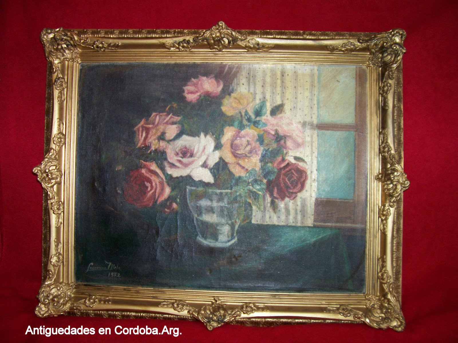 Antiguedades en cordoba argentina antiguedades cuadros oleo - Muebles antiguos cordoba ...