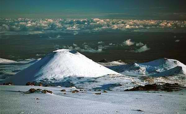 Mount Mauna Kea