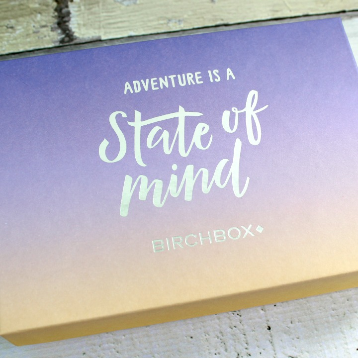 Birchbox June 2015: Adventure Is A State of Mind/Say Yes review unboxing