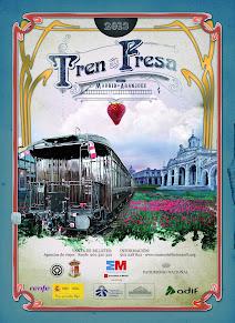 tren de la fresa 2013
