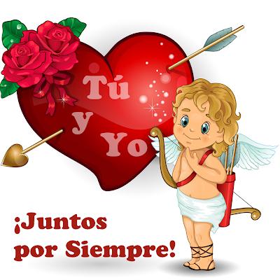 Postales de amor para el Día de San Valentín