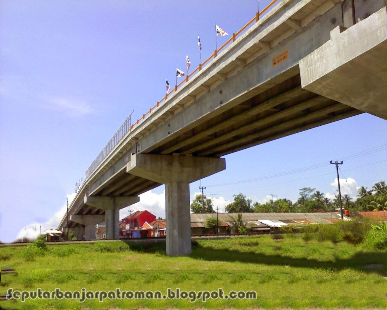 Fly Over Langensari