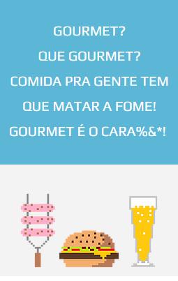 Gourmet? Ahhhh