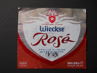 deutch beer Wieckse Rosé