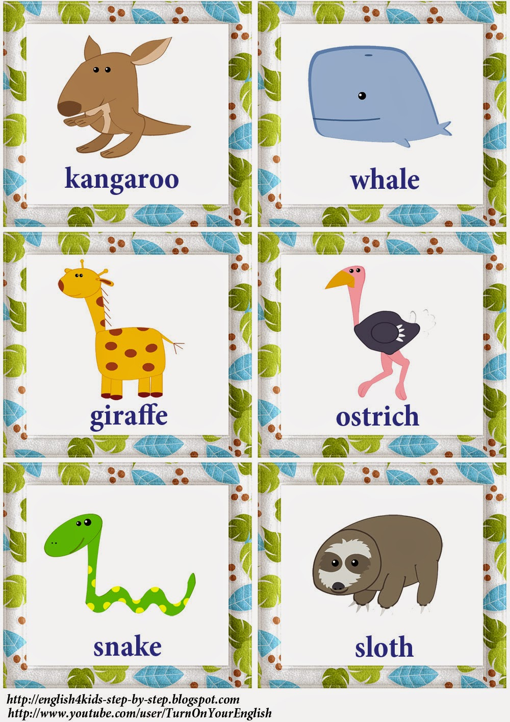 i can action verbs song for kids flashcards and worksheets wild animals action verbs flashcards