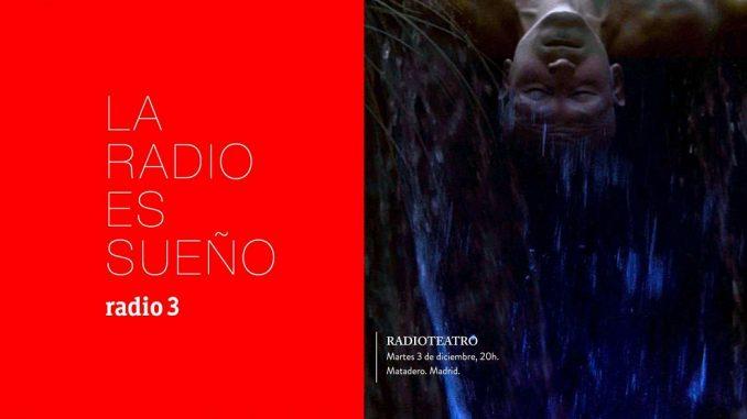 RADIO 3 (RNE)  INDAGA EN EL SUEÑO CON 5G