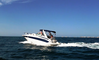 cruising to the mar menor