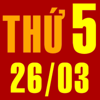 Tử vi 26/3/2015 Thứ Năm - 12 Con Giáp hôm nay