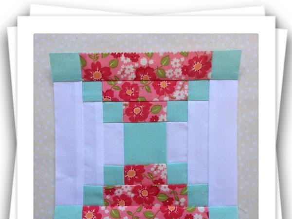 Chatelaine- Free BOW Sampler Quilt Block 47