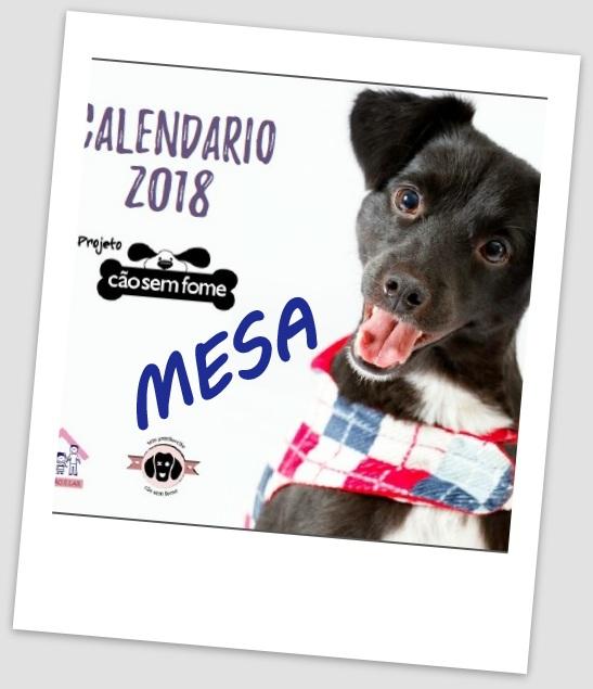COMBO Calendário de Mesa + Parede  Compre os dois produtos e economize! R$60,00 com frete