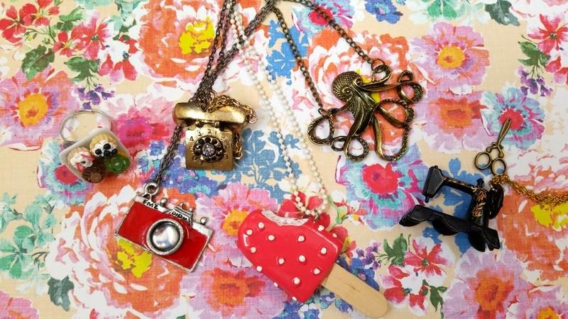 Lifestyle | Charity Shop Jewellery Haul