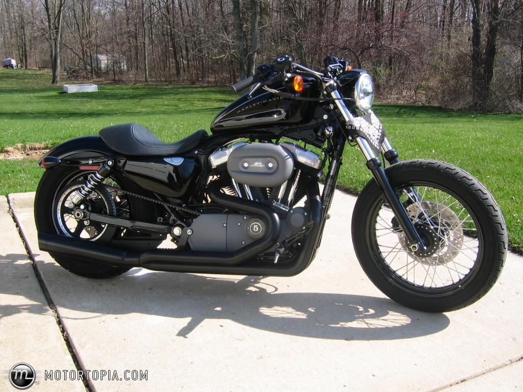 Harley Davidson Latest Nightster Custom Model_2012 ~ MyClipta
